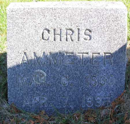 AMMETER, CHRIS - Linn County, Iowa | CHRIS AMMETER