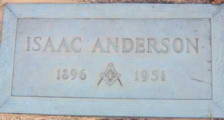 ANDERSON, ISAAC - Linn County, Iowa | ISAAC ANDERSON