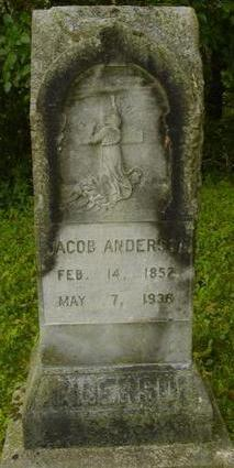 ANDERSON, JACOB - Linn County, Iowa | JACOB ANDERSON