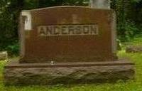 ANDERSON, FAMILY MONUMENT - Linn County, Iowa | FAMILY MONUMENT ANDERSON
