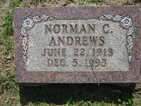 ANDREWS, NORMAN C. - Linn County, Iowa | NORMAN C. ANDREWS