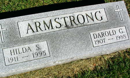 ARMSTRONG, HILDA S. - Linn County, Iowa | HILDA S. ARMSTRONG