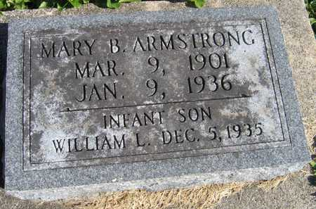 ARMSTRONG, WILLIAM L. - Linn County, Iowa | WILLIAM L. ARMSTRONG
