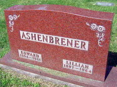 ASHENBRENER, LILLIAN - Linn County, Iowa | LILLIAN ASHENBRENER