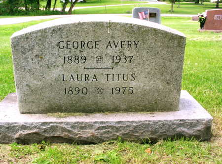 TITUS, LAURA - Linn County, Iowa | LAURA TITUS