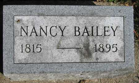 BAILEY, NANCY - Linn County, Iowa | NANCY BAILEY
