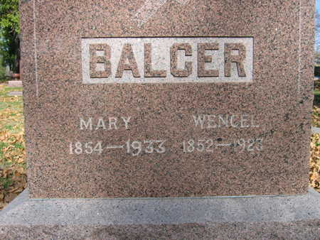 BALCER, WENCEL - Linn County, Iowa | WENCEL BALCER
