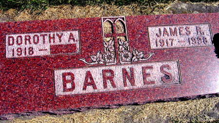 BARNES, JAMES R. - Linn County, Iowa | JAMES R. BARNES
