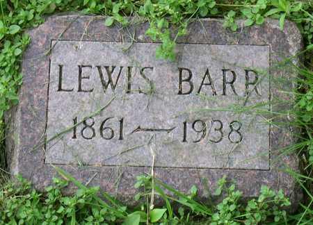 BARR, LEWIS - Linn County, Iowa | LEWIS BARR