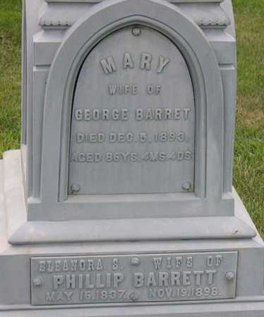 BARRET, MARY - Linn County, Iowa | MARY BARRET
