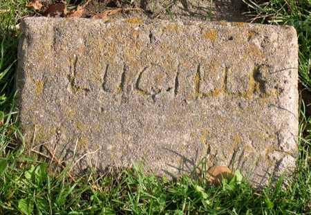 BARRETT, LUCILLE - Linn County, Iowa | LUCILLE BARRETT