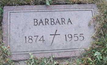 BARTA, BARBARA - Linn County, Iowa | BARBARA BARTA