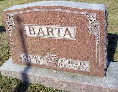 BARTA, ALZBETA - Linn County, Iowa | ALZBETA BARTA