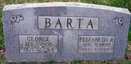 BARTA, ELIZABETH R. - Linn County, Iowa | ELIZABETH R. BARTA