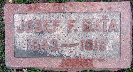 BATA, JOSEF F. - Linn County, Iowa | JOSEF F. BATA