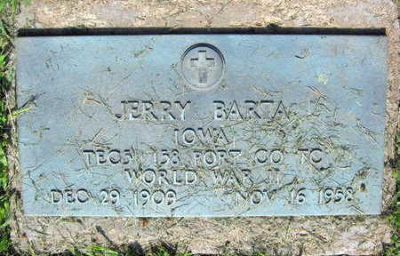 BARTA, JERRY - Linn County, Iowa | JERRY BARTA