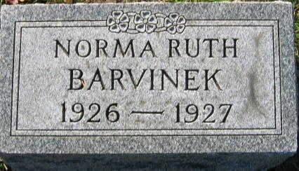 BARVINEK, NORMA RUTH - Linn County, Iowa | NORMA RUTH BARVINEK