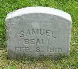 BEALL, SAMUEL - Linn County, Iowa | SAMUEL BEALL