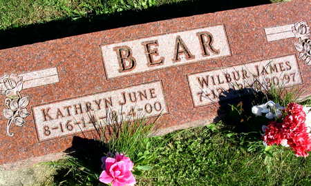 BEAR, KATHRYN JUNE - Linn County, Iowa | KATHRYN JUNE BEAR