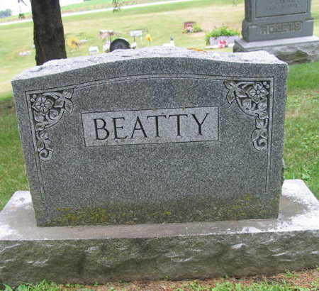 BEATTY, FAMILY STONE - Linn County, Iowa | FAMILY STONE BEATTY