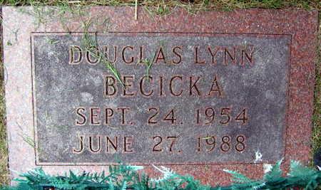 BECICKA, DOUGLAS LYNN - Linn County, Iowa | DOUGLAS LYNN BECICKA