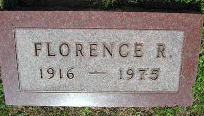 BECICKA, FLORENCE R. - Linn County, Iowa | FLORENCE R. BECICKA