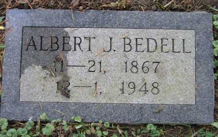 BEDELL, ALBERT J. - Linn County, Iowa | ALBERT J. BEDELL