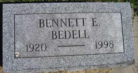 BEDELL, BENNETT E. - Linn County, Iowa | BENNETT E. BEDELL