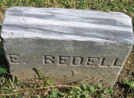 BEDELL, E. - Linn County, Iowa | E. BEDELL