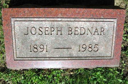 BEDNAR, JOSEPH - Linn County, Iowa | JOSEPH BEDNAR