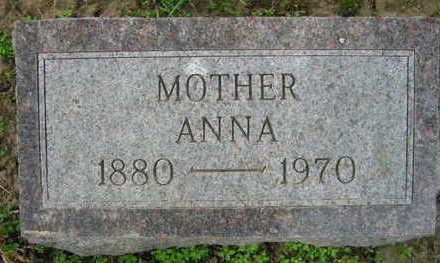 BEDNASHEK, ANNA - Linn County, Iowa | ANNA BEDNASHEK