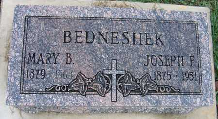 BEDNESHEK, MARY B. - Linn County, Iowa | MARY B. BEDNESHEK