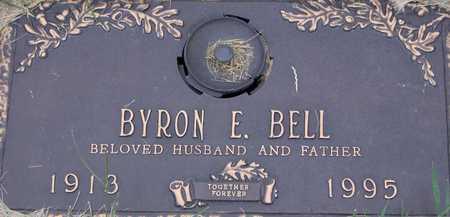 BELL, BYRON E - Linn County, Iowa | BYRON E BELL