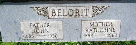 BELORIT, KATHERINE - Linn County, Iowa | KATHERINE BELORIT