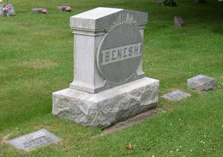 BENESH, FAMILY STONE - Linn County, Iowa | FAMILY STONE BENESH