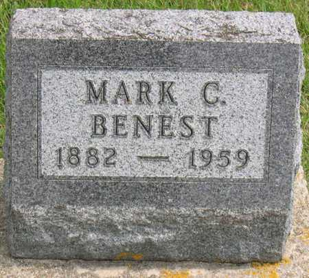 BENEST, MARK C. - Linn County, Iowa | MARK C. BENEST