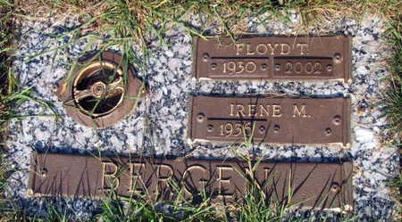 BERGEN, FLOYD T. - Linn County, Iowa   FLOYD T. BERGEN