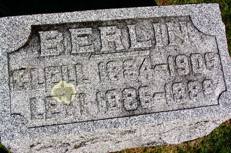 BERLIN, CLELL - Linn County, Iowa | CLELL BERLIN
