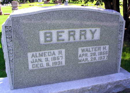BERRY, ALMEDA R. - Linn County, Iowa | ALMEDA R. BERRY