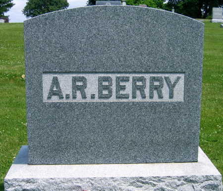 BERRY, A. R. - Linn County, Iowa | A. R. BERRY