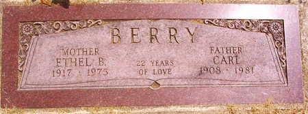 BERRY, ETHEL B. - Linn County, Iowa | ETHEL B. BERRY