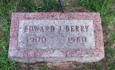 BERRY, EDWARD J. - Linn County, Iowa | EDWARD J. BERRY