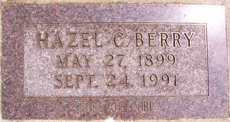 BERRY, HAZEL C. - Linn County, Iowa   HAZEL C. BERRY
