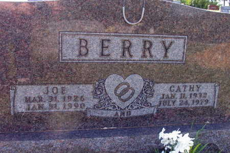 BERRY, CATHY - Linn County, Iowa | CATHY BERRY