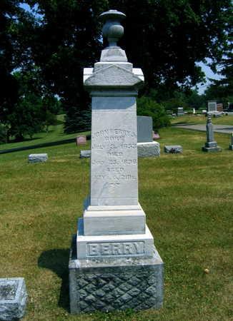 BERRY, JR., JOHN - Linn County, Iowa   JOHN BERRY, JR.