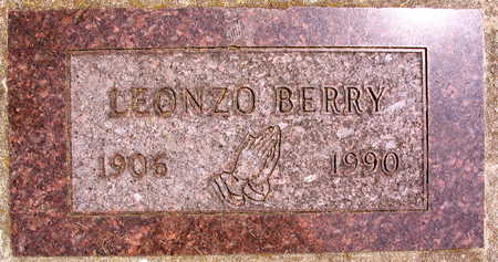 BERRY, LEONZO - Linn County, Iowa | LEONZO BERRY