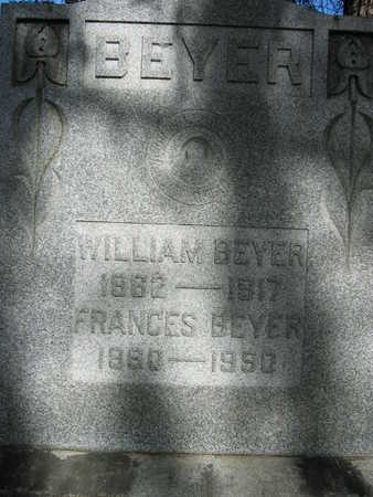 BEYER, WILLIAM - Linn County, Iowa | WILLIAM BEYER