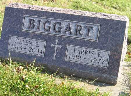 BIGGART, HELEN E. - Linn County, Iowa | HELEN E. BIGGART