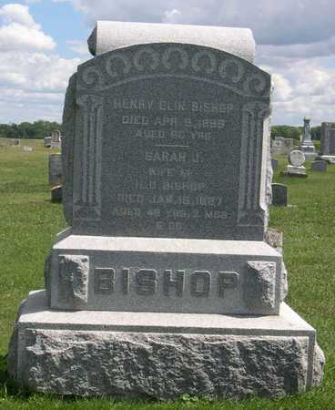 BISHOP, SARAH J. - Linn County, Iowa | SARAH J. BISHOP