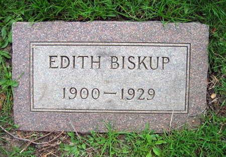 BISKUP, EDITH - Linn County, Iowa | EDITH BISKUP
